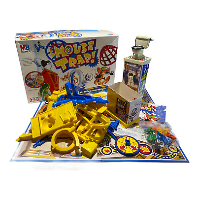 £2.02 • Buy Spare Parts - Mouse Trap Game By MB Games  2011 - Spare Game Pieces