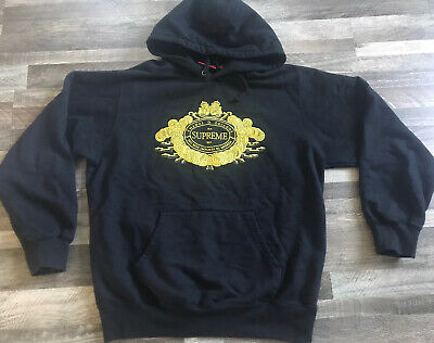 $ CDN40.60 • Buy Supreme Amanos O Odianos Love Or Hate Black Hoodie Size L