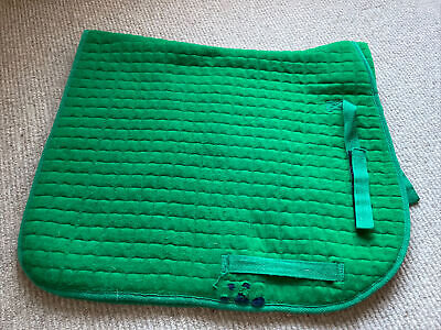 £40 • Buy Thermatex Quilted Saddle Cloth.
