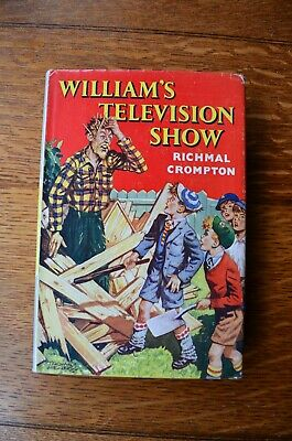 Just William Williams Television Show By Richmal Crompton • 10£