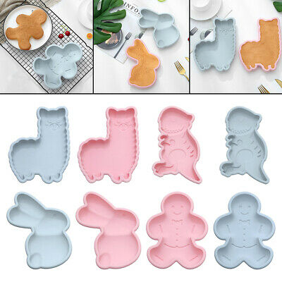 £4.40 • Buy Silicone Mold Fondant Cake Chocolate Mould Baking Tool For Easter Decoration