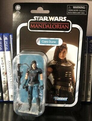 $ CDN94.66 • Buy Star Wars The Mandalorian Cara Dune The Vintage Collection Action Figure IN HAND