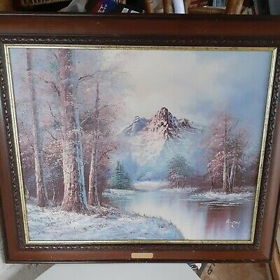 Landscape Oil Painting By Andy • 65£