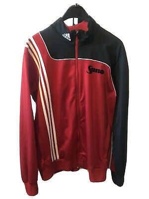 Adidas Tracksuit Top 2011 Germany Colourway Red Size L • 4.60£