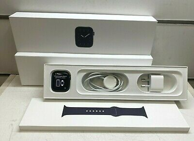 AU187.50 • Buy Apple Watch Series 5 40mm Space Grey Aluminium Case Sport Band GPS Smartwatch