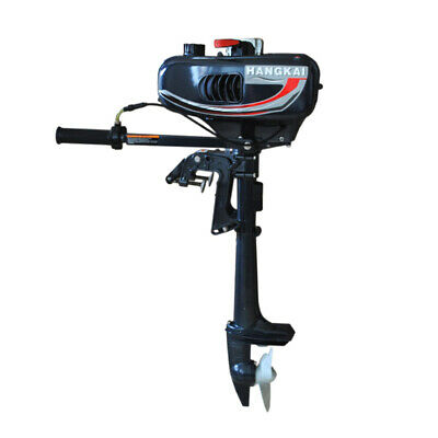 AU328 • Buy 3.5 HP 2 Stroke Outboard Engine Motor Fishing Boat Engine With CDI Water Cooling