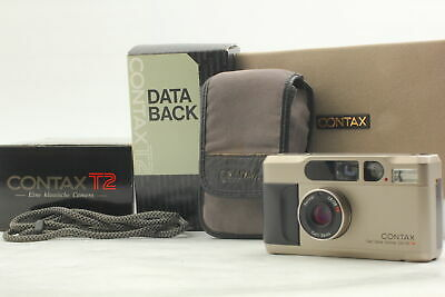 $ CDN1021.19 • Buy [Near MINT Box] Contax T2D T2 D 35mm Compact Film Camera Case Strap From JAPAN