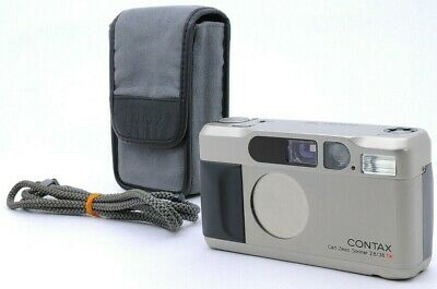 $ CDN1078.37 • Buy CONTAX T2 Point & Shoot W/ Pouch 35mm Compact Film Camera From Japan C082