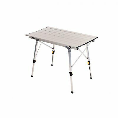 £37.99 • Buy 3ft Adjustable Portable Folding Outdoor Aluminium Camping Kitchen Work Top Table