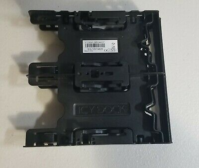 Icy Dock 4 X 2.5  Hard Drive Mounting Bracket For 5.25  Drive Bay MB344SP • 3.62£