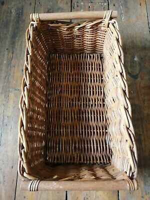Wicker Basket Drawers For Kitchen Larder X 4 + 1 Large Basket • 20£