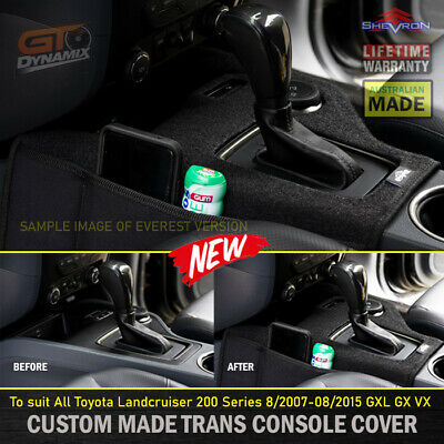 AU89.95 • Buy Shevron Transmission Console Cover For Landcruiser 200 Series 8/2007-08/2015 GXL