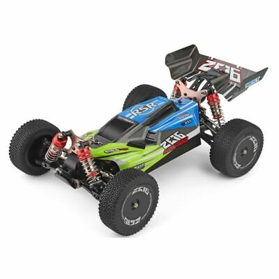 $ CDN198.84 • Buy WLtoys 144001 2.4G Racing RC Car Competition 60 Km/h Metal Chassis 4wd Electric