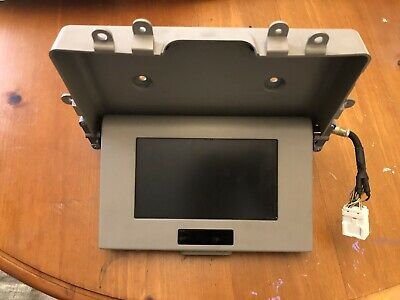 $100 • Buy 04 05 06 07 Nissan Quest Armada Titan Overhead Entertainment DVD LCD SCREEN OEM
