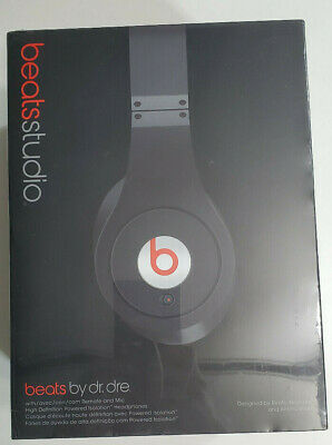 $ CDN164.13 • Buy RARE - Beats By Dr. Dre Studio 1.0 Wired Over-Ear Headphones - NEW IN BOX