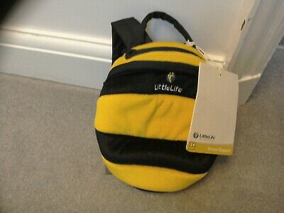 Toddler Little Life Bee Backpack Bag With Reins, Safety Harness NEW • 9.99£