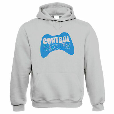 Control Issues, Hoodie -  Game Controller Gift • 24.99£