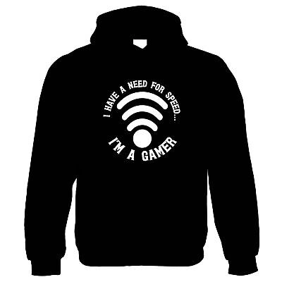 I Have A Need For Speed. - Hoodie - Gaming Gift • 24.99£