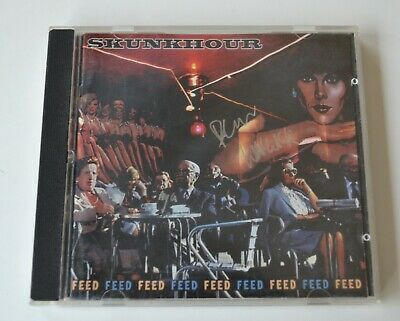 AU7.50 • Buy Skunk Hour - Feed Music CD Signed