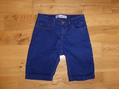Ladies New Look Knee Length Shorts To Fit Size 10 • 3£