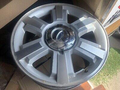 $339 • Buy 20  Ford F150 Factory OEM Rim 3646 Silver Machined Set Of 4 Without Center Caps
