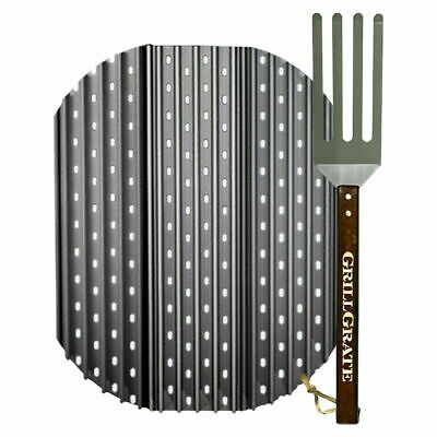 $ CDN168.53 • Buy Set Of Three Interlocking GrillGrates For The 22.5  Weber Kettle Grill