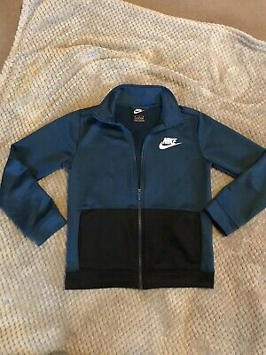 Nike Boys Girls Jacket Track Top Age 10 11 12 Years  • 1.60£