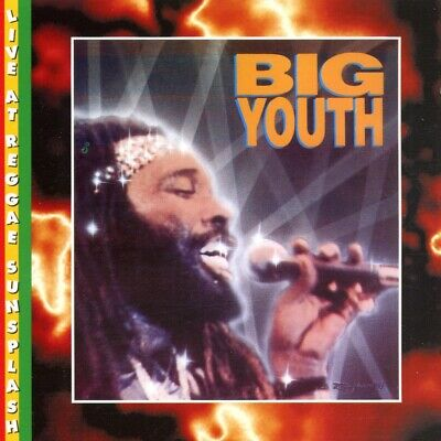 Big Youth - Live At Reggae Sunsplash • 15.38£