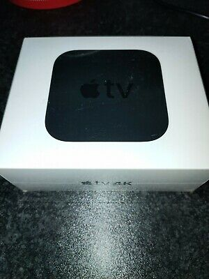 AU146.93 • Buy Apple TV (5th Generation) 4K 32GB HD Media Streamer - New And Sealed
