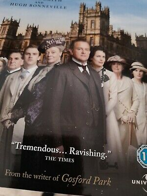 Downton Abbey Series 1 2  3  4  5 And Christmas Edition Like New  • 12£
