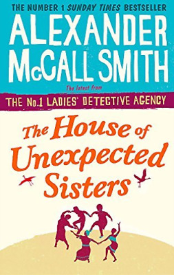 AU10.50 • Buy Mccall Smith, Alexander-House Of Unexpected Sisters BOOK NUEVO