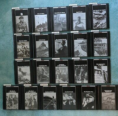 NEW The Third Reich Complete Series 21 Book Lot Time Life Nazi WW2 Germany Rare • 179.22£