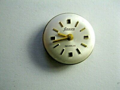 $ CDN4.57 • Buy  VINTAGE  FORESTA   Lady`s   Watch  Moviment  For Parts - L 1370