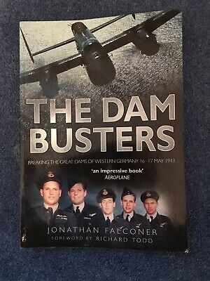 The Dam Busters Paper Back Version By Jonathan Falconer • 1.90£