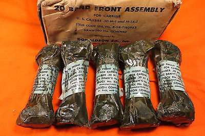 $100 • Buy M1 Carbine Barrel Bands -  Made By Donaldson Co. -  Marked Diamond-D (251)