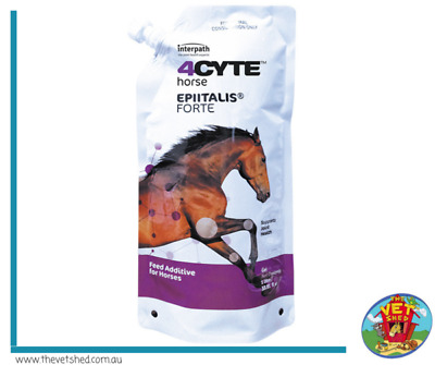 AU520 • Buy 4Cyte Epiitalis Forte Gel 1 Litre Joint Supplement For Horses