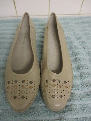 Womens Ladies K Fleximoccs Arch Support Shoes  Size 8 Grey  • 4.99£