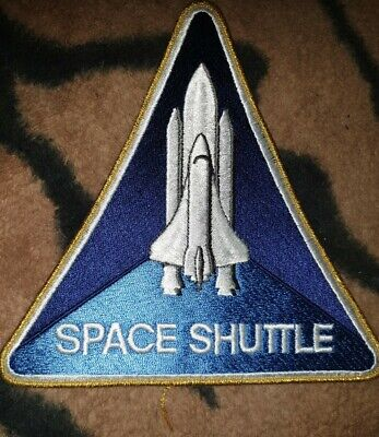 USA/USSR Large Space Patch. Space Shuttle Insignia  • 9.99£