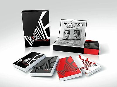 £59.75 • Buy The Fugitive Most Wanted Limited Edition Season 1-4 DVD Complete Box Set Series