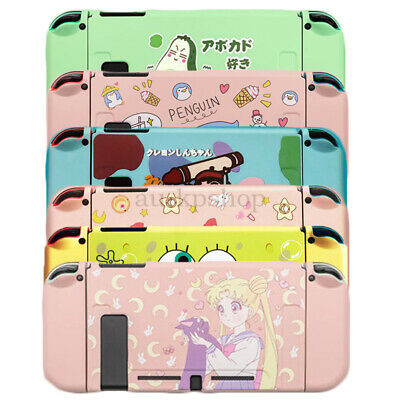 AU24.27 • Buy Comics Case For Nintendo Switch Console Soft PTU Shell Skin Protective Cover