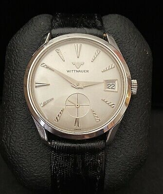 $ CDN225.95 • Buy RARE DIAL! Vintage 60s Wittnauer Longines Swiss Mens Watch Excellent Condition!
