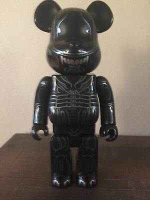 $200 • Buy Authentic Medicom BE@RBRICK ALIEN 400% Bearbrick