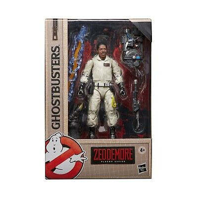AU35 • Buy New Hasbro Ghostbusters Plasma Series Zeddemore 6  Figure E9797