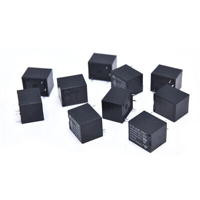 AU10.62 • Buy 5Pcs 5V 6V 9V 12V 24V 10A DC Power Relay