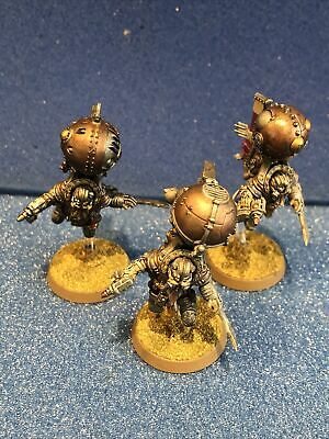 AU48.60 • Buy Endrinriggers B. Kharadron Overlords. Age Of Sigmar. Well Painted. JJT.