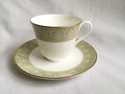 Vintage English Fine Bone China Royal Doulton SONNET Tea Cup And Saucer • 4.99£