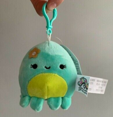 $ CDN18.50 • Buy BNWT Rare 3.5' Ophelia The Octopus Clip Squishmallows Kellytoy