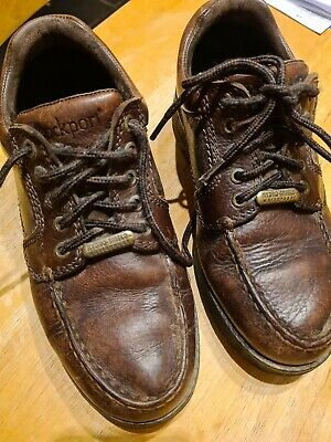 Mens Brown Size 7 Rockport Shoes  • 19.99£