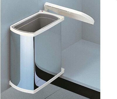£74.95 • Buy Hailo Uno 18L Swing Out Kitchen Unit Waste Bin For Hinged Doors