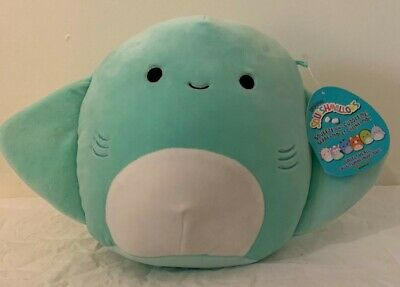$ CDN285 • Buy BNWT 8  Maggie The Stingray Squishmallow Kellytoy *Hard To Find* Squishmallows